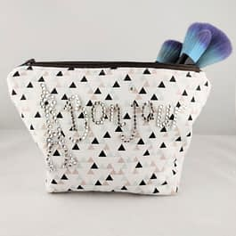 Bonjour Make Up Bag