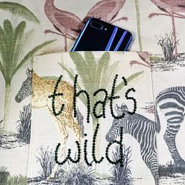 That's Wild Safari Tote Bag