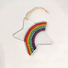 Rainbow Hanging Window Decoration