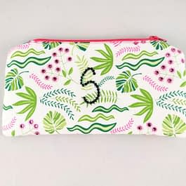 Personalised Fabric Pencil Case