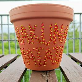 Hakuna Matata Plant Pot