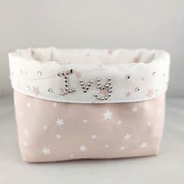 Personalised New Baby Basket (Empty)
