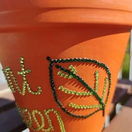 Plant Queen Plant Pot