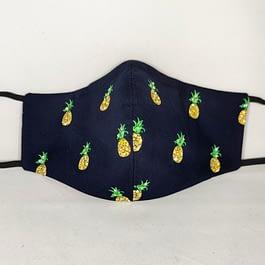 Pineapple Face Mask