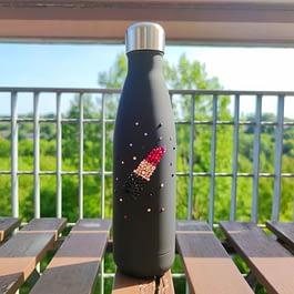 Lipstick Water Bottle