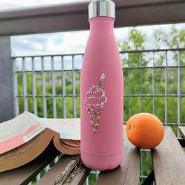Ice Cream Cone Water Bottle