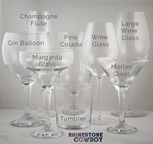 Available Glass Styles