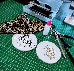Read more about the article Leopard Mask WIP