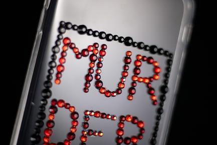 Murderino Phone Case
