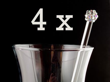 Cocktail Stirrer Set