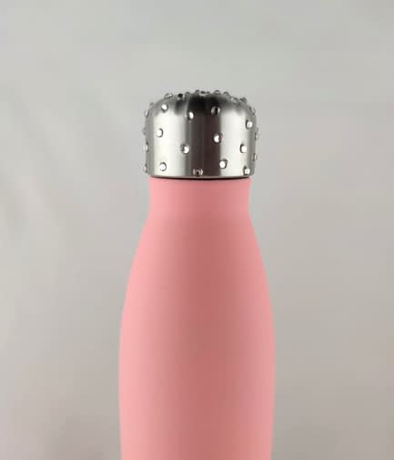 Rhinestone Scattered Bottle Lid