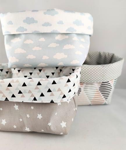 Personalised Baby basket
